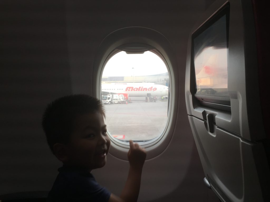 Malindo Air: Family Travel Airline Review - Lets Go Bear Travels