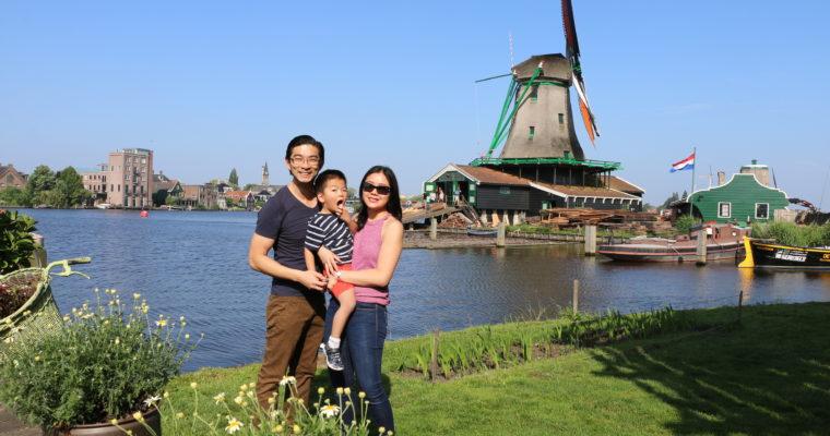 NETHERLANDS & BELGIUM: OUR SEVENTH FAMILY TRAVEL DESTINATION