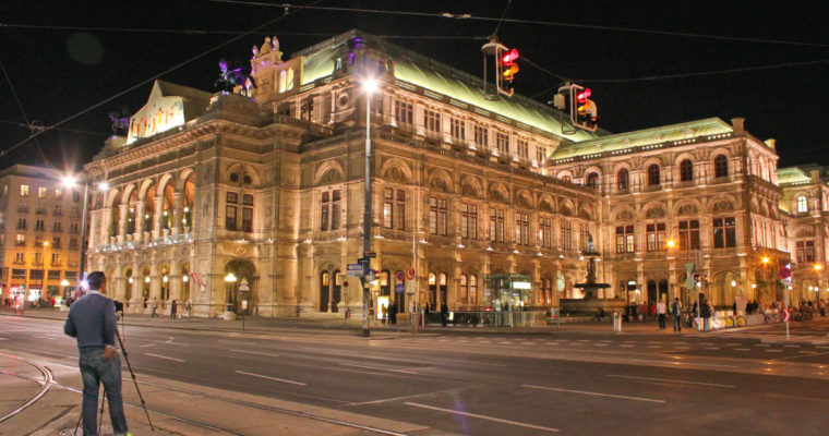 A WEEKEND IN VIENNA WITH A TODDLER
