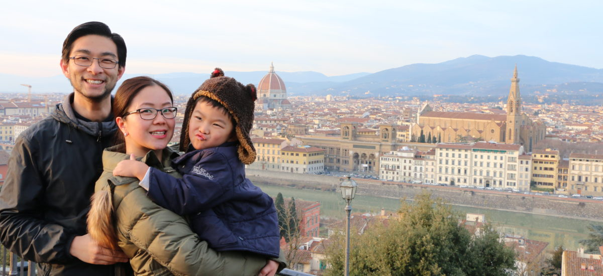 ITALY: OUR EIGHTH FAMILY TRAVEL DESTINATION